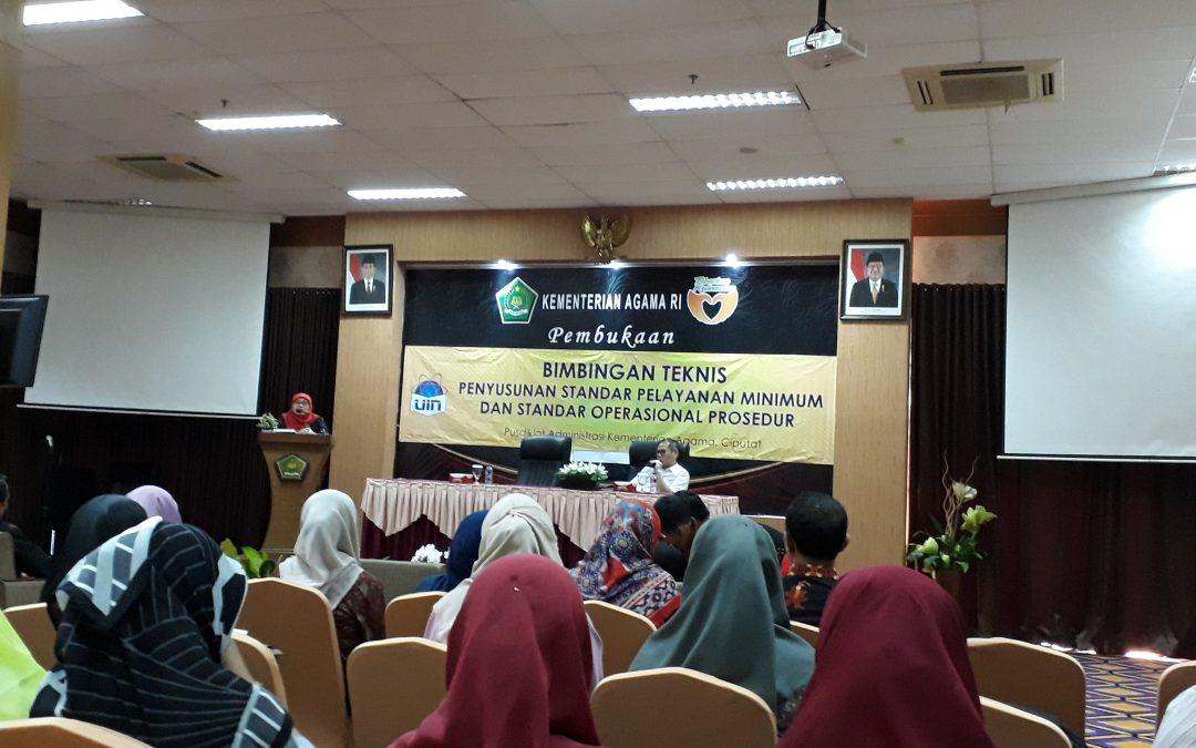 Terapkan PMA No 12 Tahun 2018, OKP Gelar Bimtek SKM dan SOP