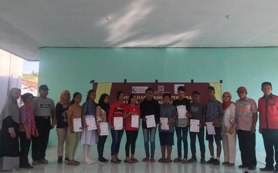 STF UIN Jakarta Distributes Peace Scholarships