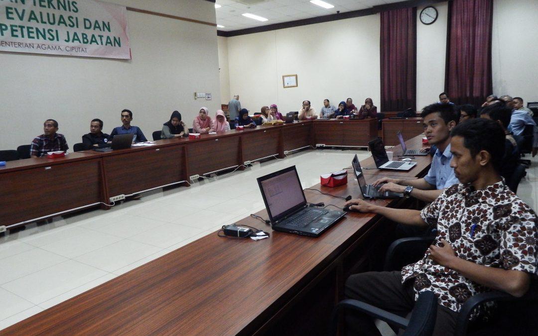 OKP Gelar Bimtek Evaluasi dan Standar Kompetensi Jabatan