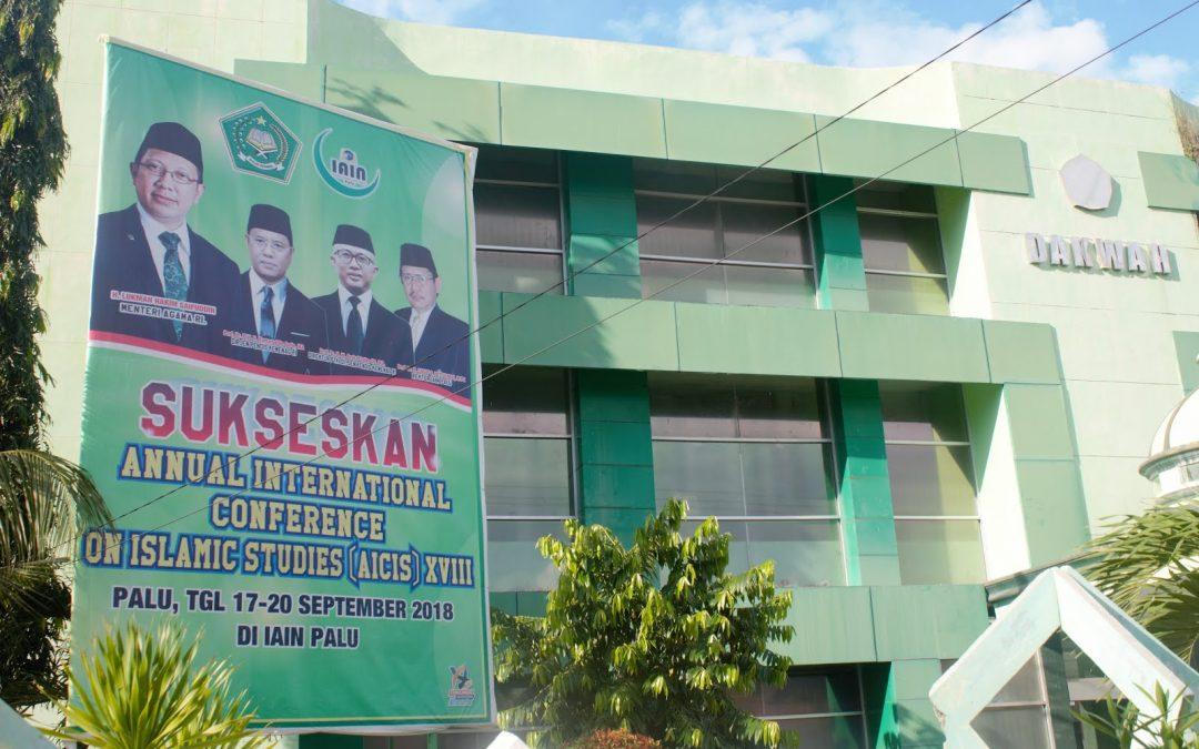 Rektor dan Sivitas Akademi UIN Jakarta Hadiri AICIS 2018