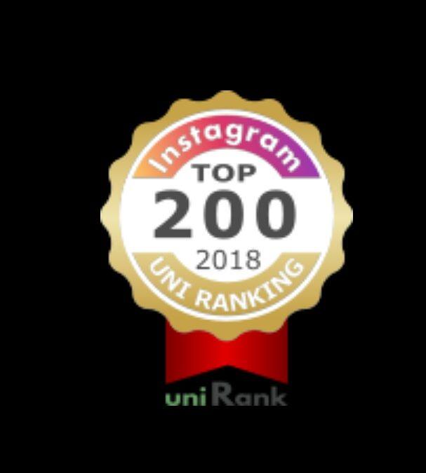 IG UIN Jakarta Masuk 200 Top IG Universitas Dunia