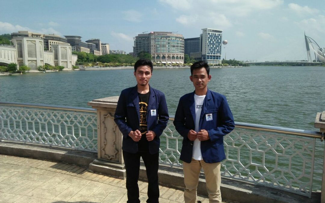 Students of FDI UIN Jakarta Participate in the IYTEP 2018, Thailand