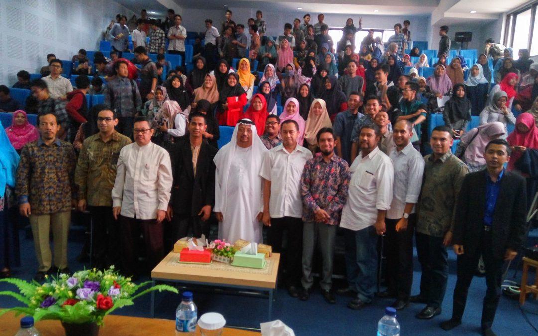 FAH UIN Jakarta Gelar Seminar Internasional Kesusastraan