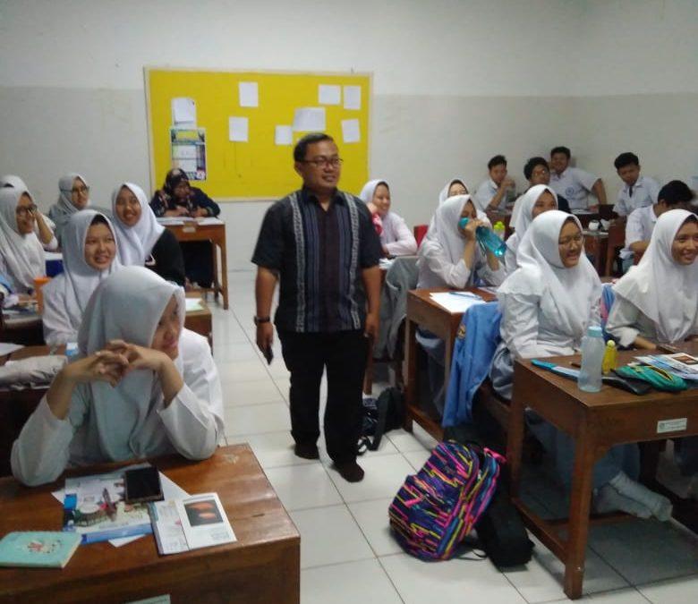 UIN Jakarta Sosialisasi di MA Pembangunan