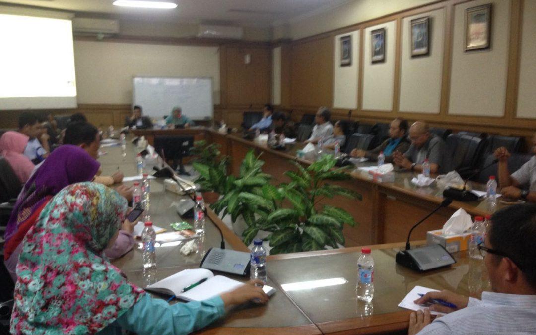 OKP Sosialisasikan Layanan Kepegawaian Terintegrasi
