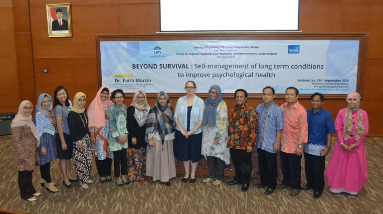 Faculty of Psychology UIN Jakarta Holds Studium Generale