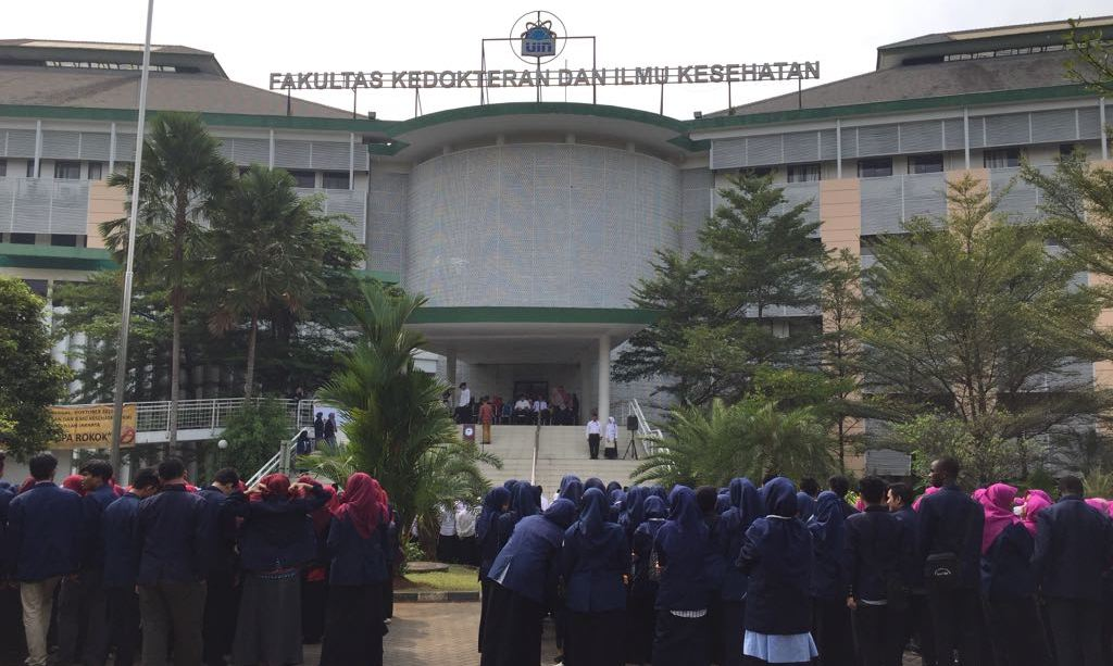 FK-FIKes UIN Jakarta Declares a Non-Smoking Area