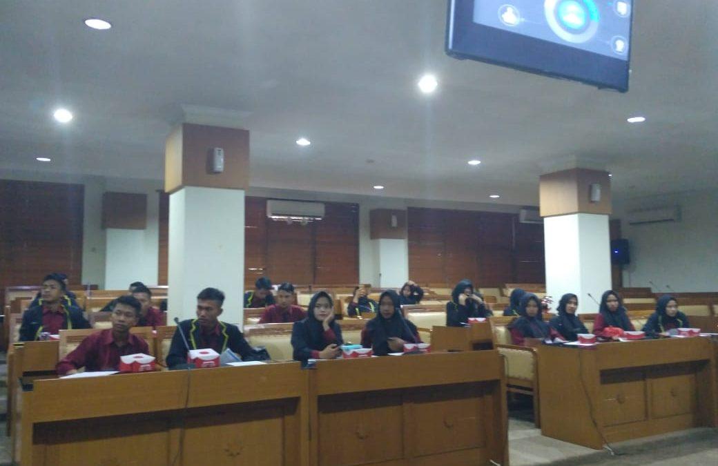 SMK Darul Ma'wa Lampung Kunjungi UIN Jakarta