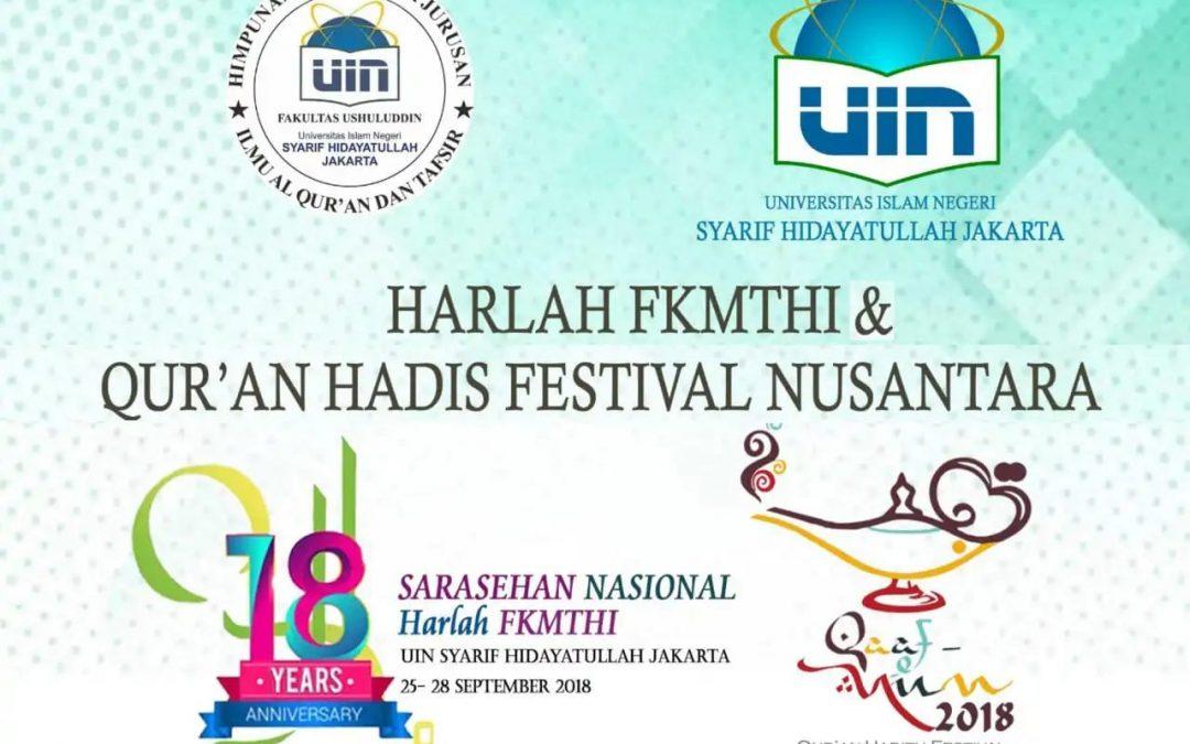 FKMTHI Akan Gelar Festival Nusantara Qur'an-Hadis