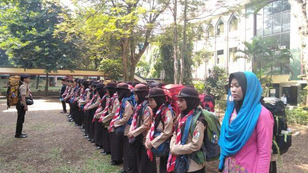 Pramuka UIN Jakarta Studi Banding ke Malang