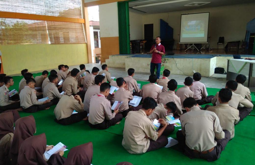 Pelajar Sijunjung Antusias Ingin Kuliah di UIN Jakarta