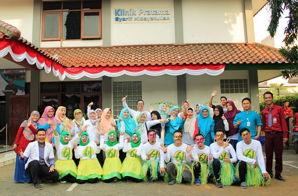 Student Health Services is Now Diverted to Klinik Pratama UIN Jakarta