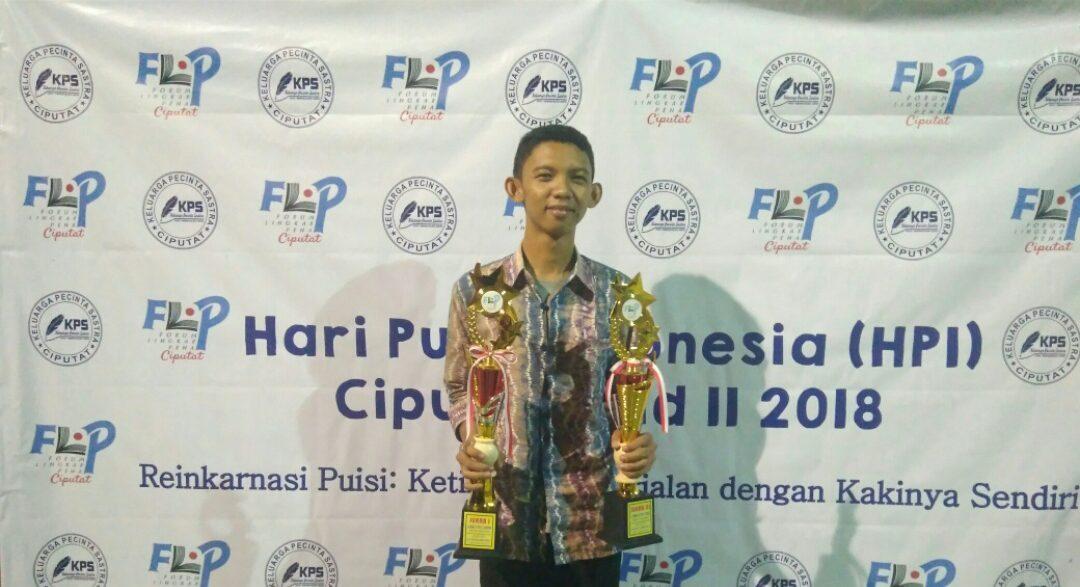 Mahasiswa FDI Raih Juara 1 Cipta Cerpen