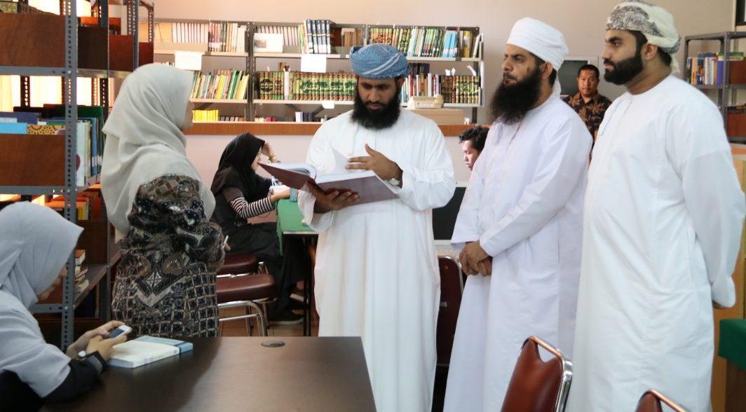 FDI Terima Kunjungan Kementerian Wakaf dan Urusan Agama Oman