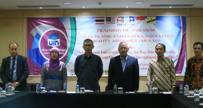 UIN Jakarta Holds AIUA Visitation Simulation