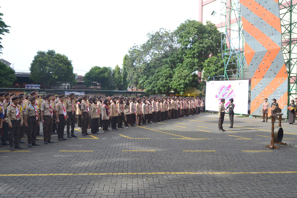 Scout of UIN Jakarta Will Hold Scouts Festival