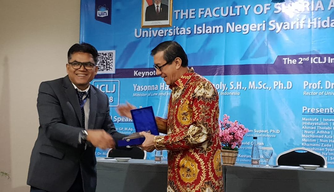 FSH UIN Jakarta Holds International Conference on Human Welfare