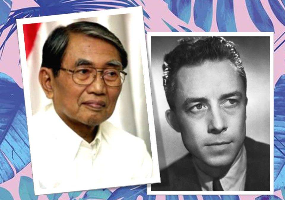 Paradoks Nasib Manusia: Belajar dari Albert Camus dan Nurcholish Madjid