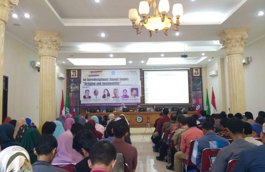 SPs UIN Jakarta Holds International Colloquium