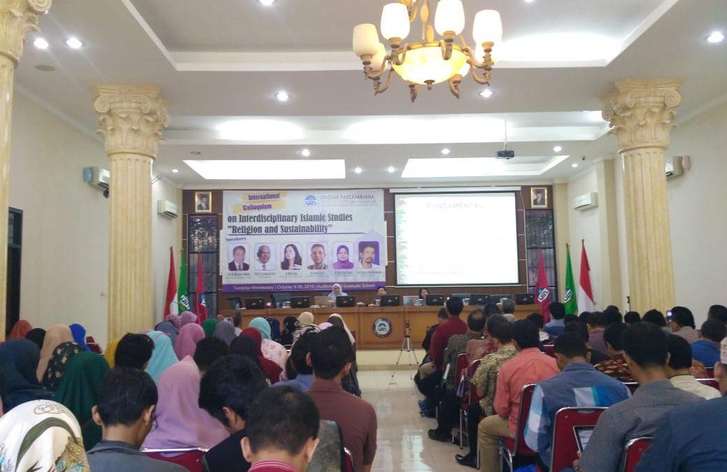 Kolokium Kajian Islam SPs UIN Jakarta Soroti Isu Lingkungan