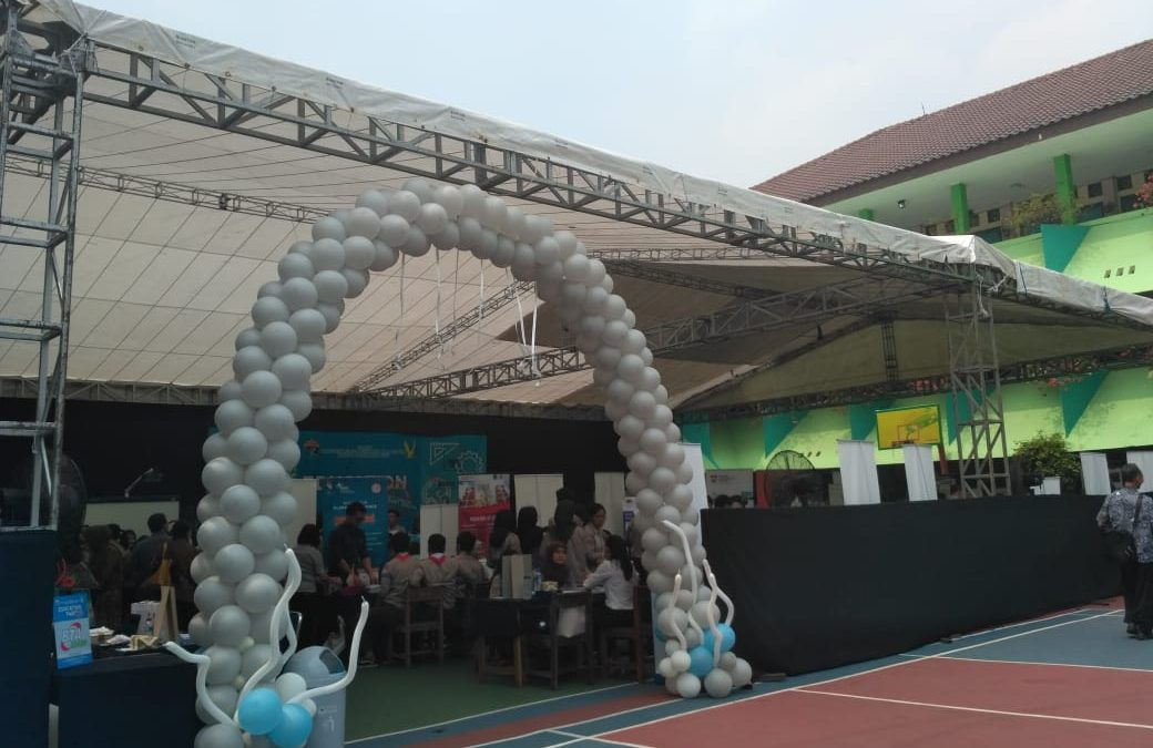 UIN Jakarta Sosialisasi di SMA Negeri 8 Jakarta