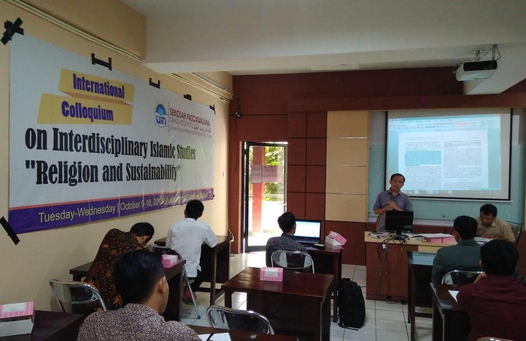 Kolokium SPs: Partisipan Presentasikan Isu Lingkungan dalam Tinjauan Islam
