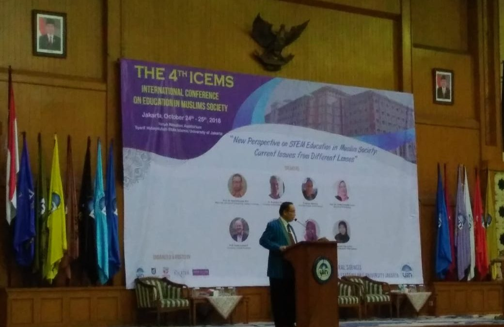 FITK UIN Jakarta Holds the 4th ICEMS