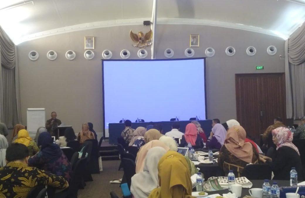 FK UIN Jakarta Holds Annual Work Meeting