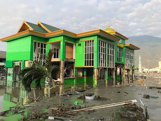 Dana Kemanusiaan untuk Korban Gempa Capai 60 Juta