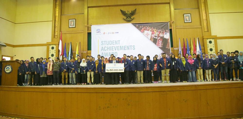 UIN Jakarta Akan Berikan Penghargaan Mahasiswa Berprestasi