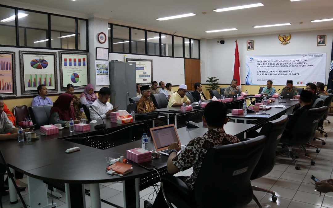 FDI Gelar Workshop Pengembangan Kurikulum dan Program Studi