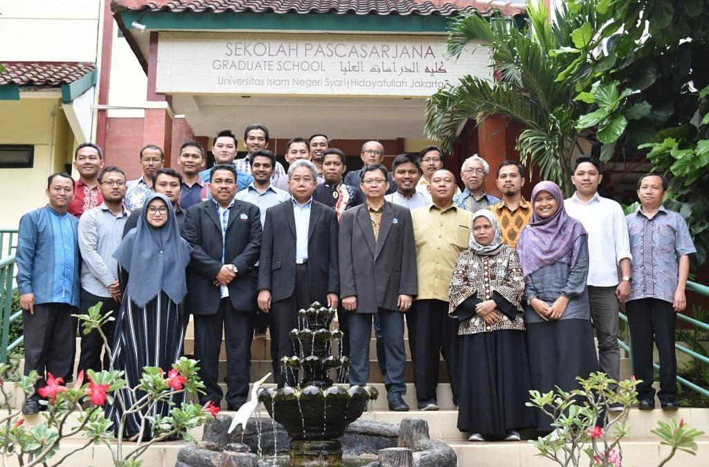 SPs UIN Jakarta Lepas 27 Sarajana Baru