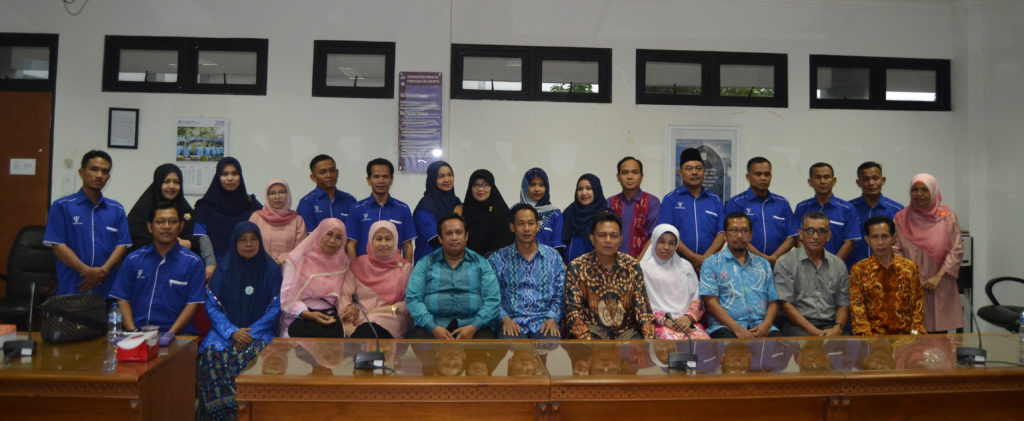 UIN Sultan Syarif Kasim Riau Visits Faculty of Psychology UIN Jakarta