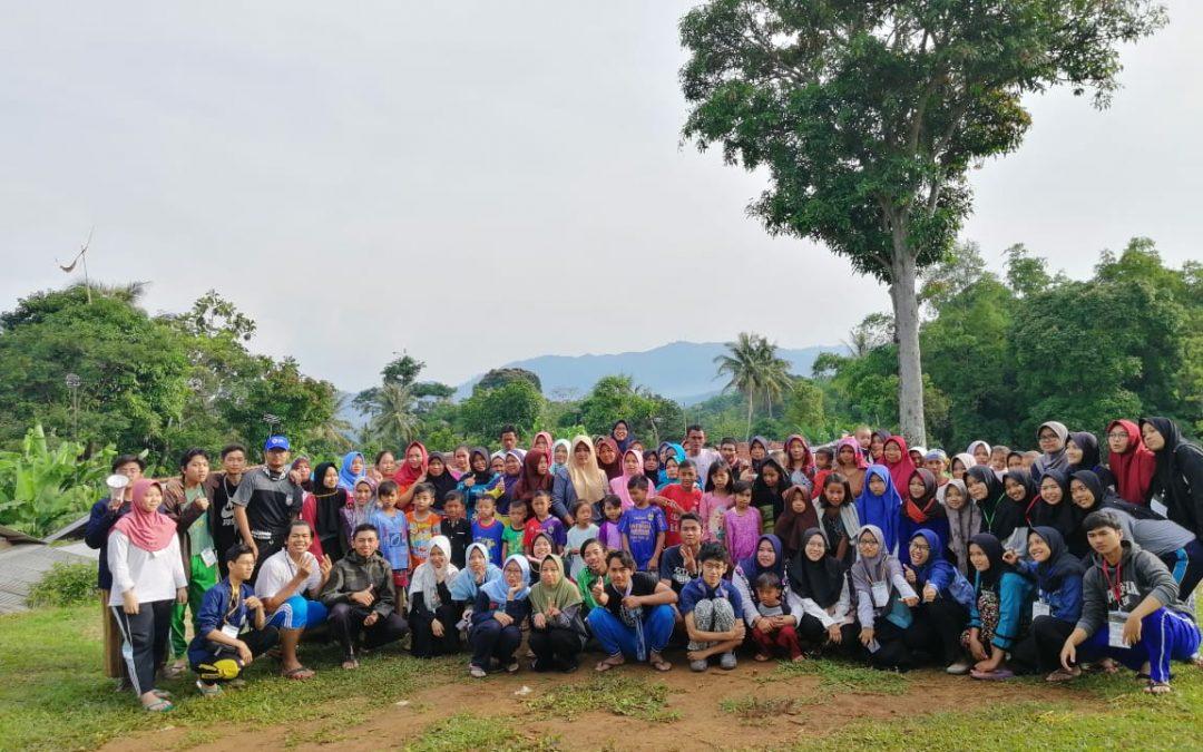 DEMA FAH Gelar Baksos di Bogor