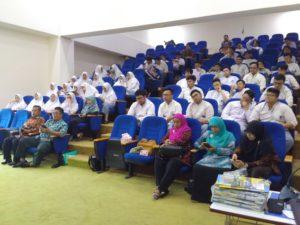 SMA Islam Al Azhar Sambangi FEB UIN Jakarta