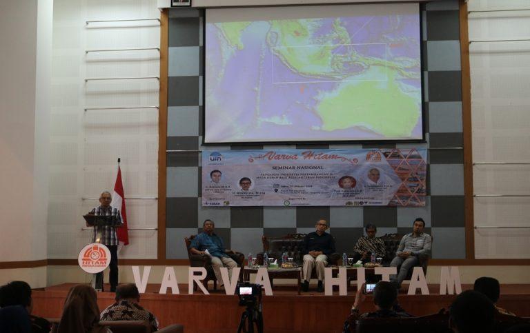 Prodi Pertambangan FST UIN Jakarta Gelar Seminar Nasional