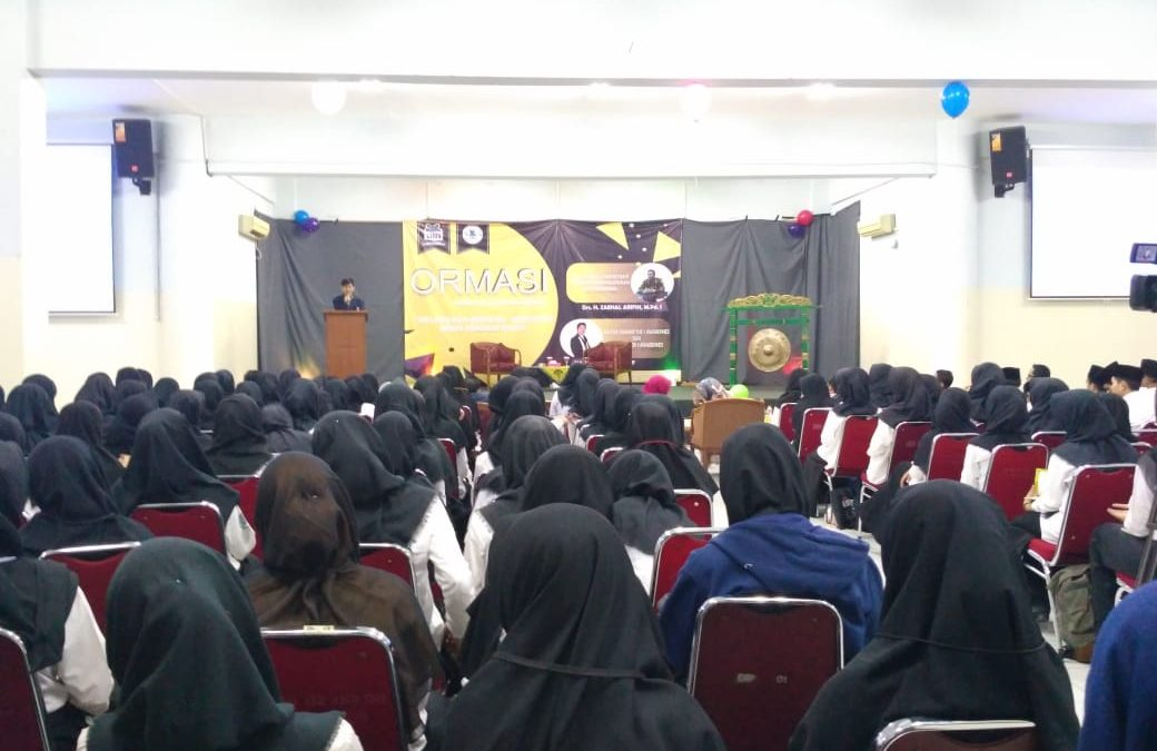 Bagian Kemahasiswaa UIN Jakarta Gelar Ormasi