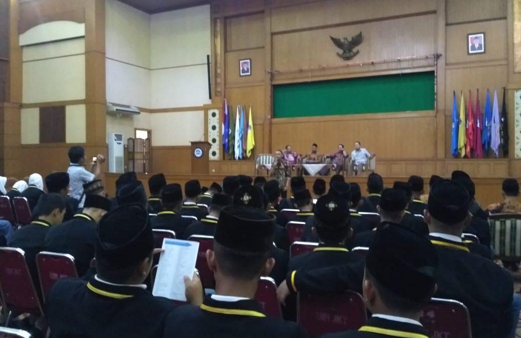 SMA IT Al-Huda Wonogiri Kunjungi UIN Jakarta
