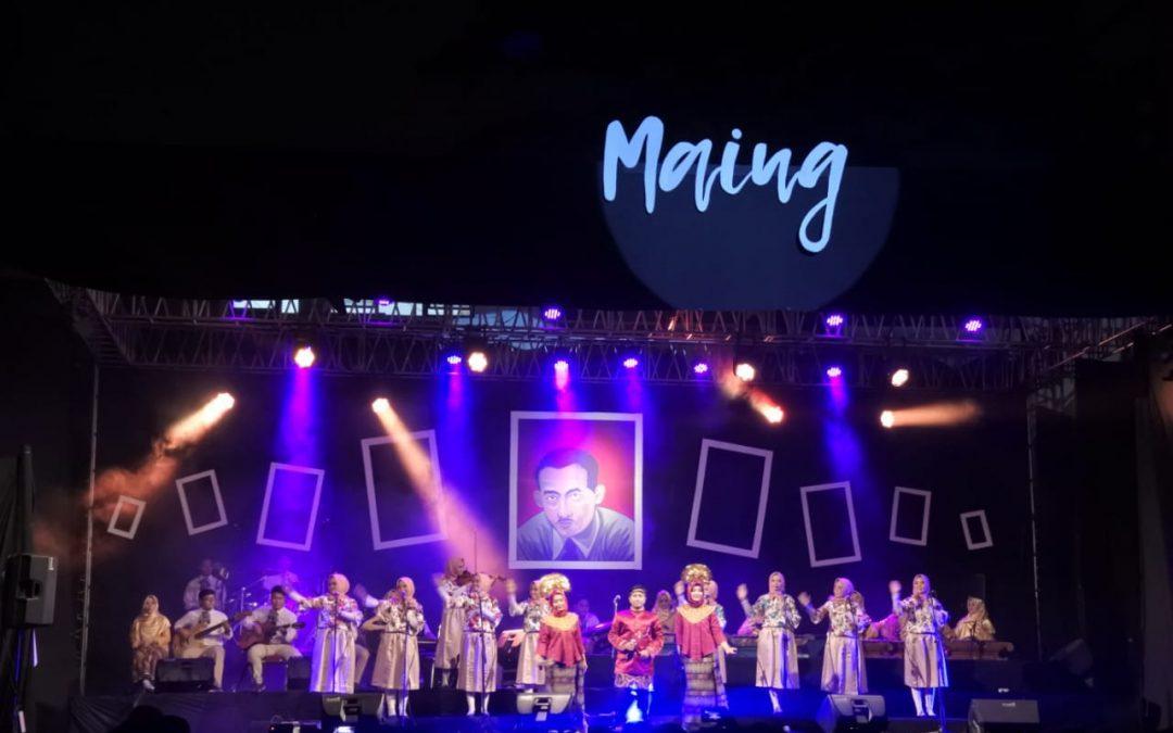 "Postar FITK Gelar Pentas Tunggal Ansambel Musik ""Maing: Tribute to Ismail Marzuki"""