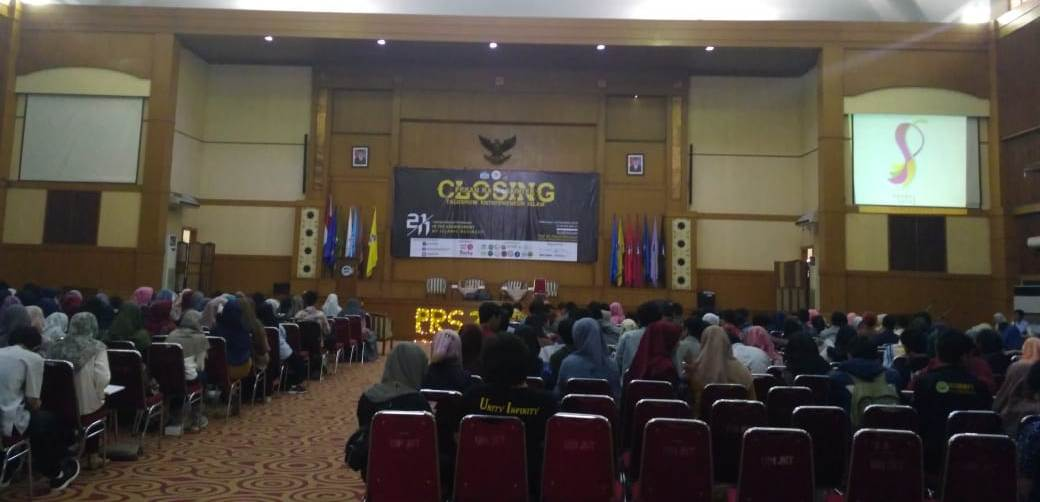 DEMA FST UIN Jakarta Holds National Seminar on Entrepreneurship