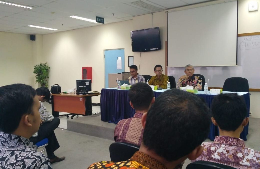UIN Jakarta Cooperation and Institutional Development Division Launches Interactive Website