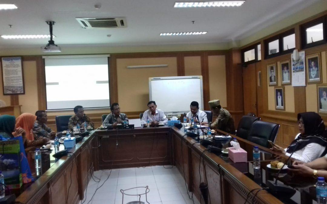 FU UIN Riau Studi Banding ke FU UIN Jakarta