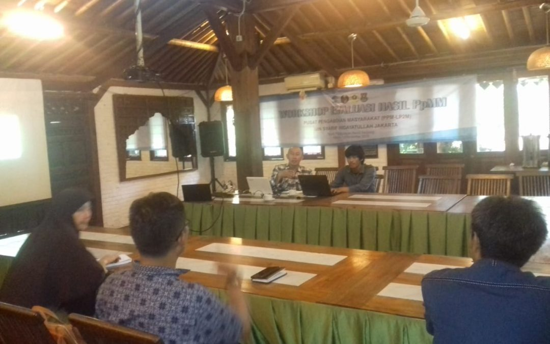 PPM Evaluasi Pelaksanaan KKN 2018