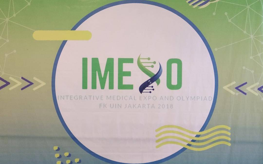 FK UIN Jakarta Holds IMEXO 2018