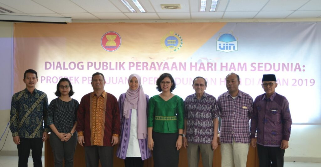 Commemorating the Human Rights Day, AIHCR-FISIP UIN Jakarta Holds Public Discussion