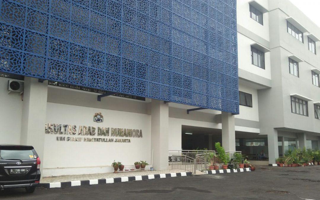 Rektor UIN Jakarta: Mahasiswa UIN Harus Pelajari Bahasa Arab