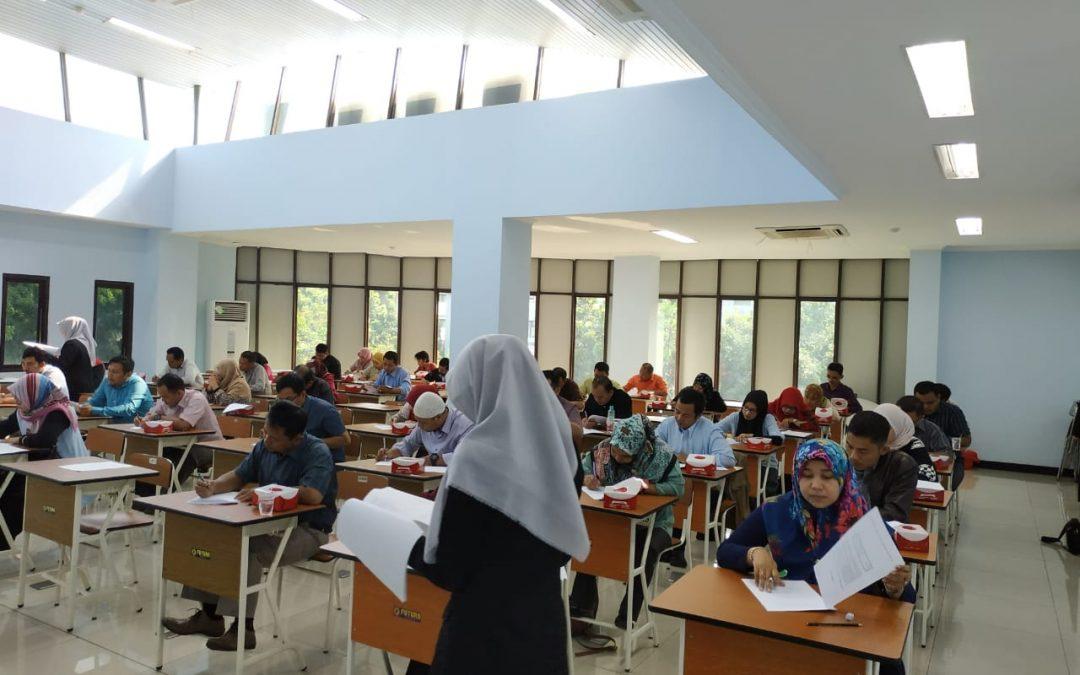 Staffing and Legislation Organization Conducting Employee Assessment