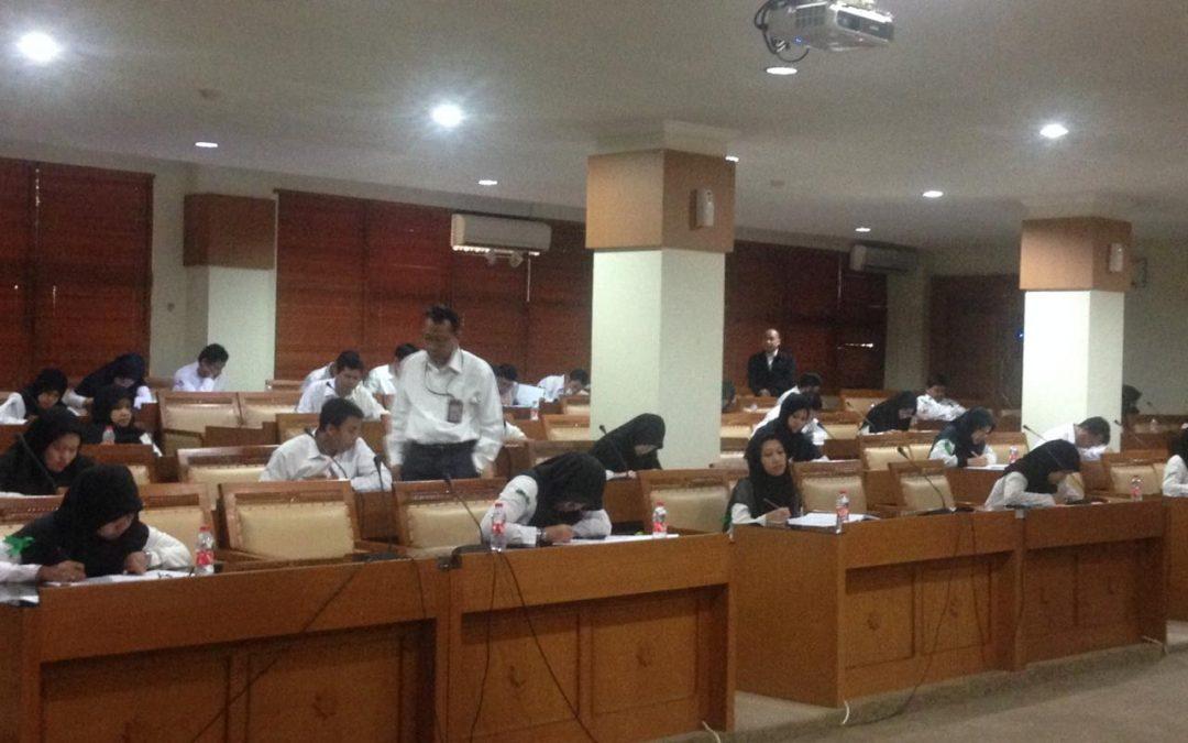 UIN Jakarta Gelar Seleksi Kompetensi Bidang CPNS 2018