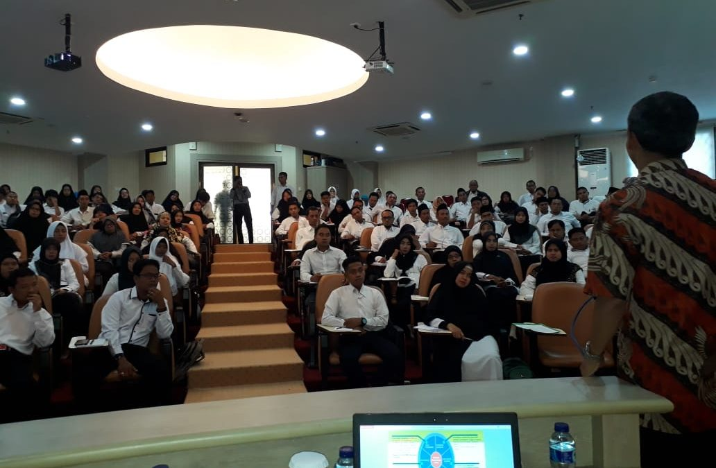 659 Guru Ikuti Orientasi PPG di UIN Jakarta
