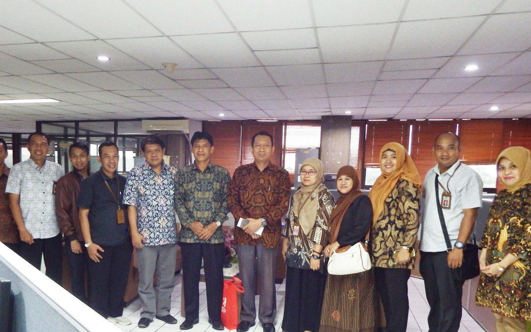 OKP Studi Banding Pengelolaan Pegawai ke UNHAS